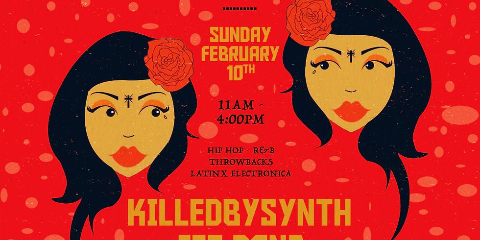 Xelas presents Kickback Brunch Sunday w/ KILLEDBYSYNTH + JES DANZ