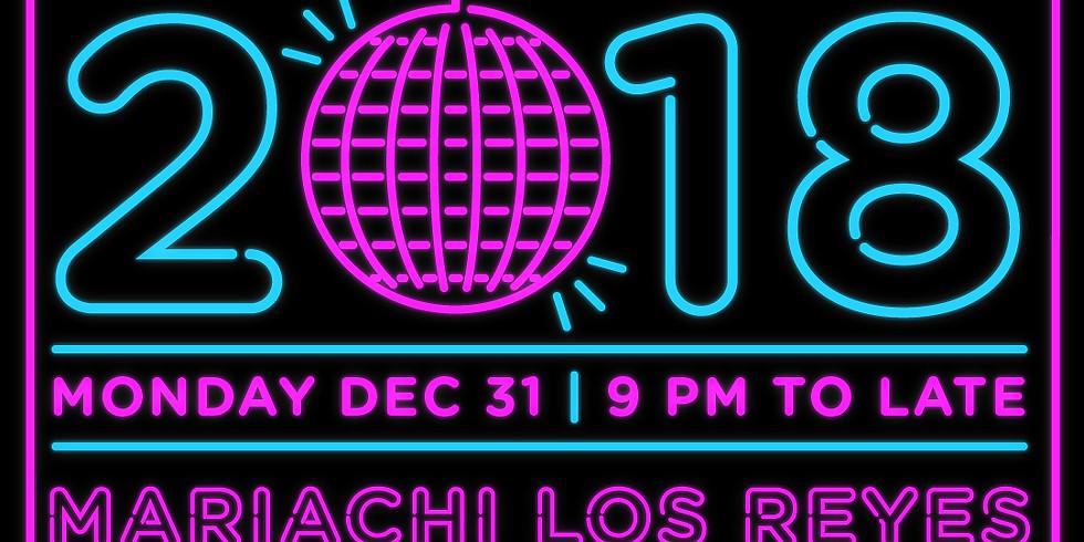 Xelas Boyle Heights presents New Years Eve 2018 Celebration