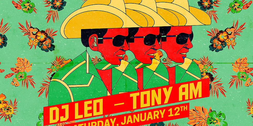 Xelas presents Casa w/ DJ LEO + TONY AM