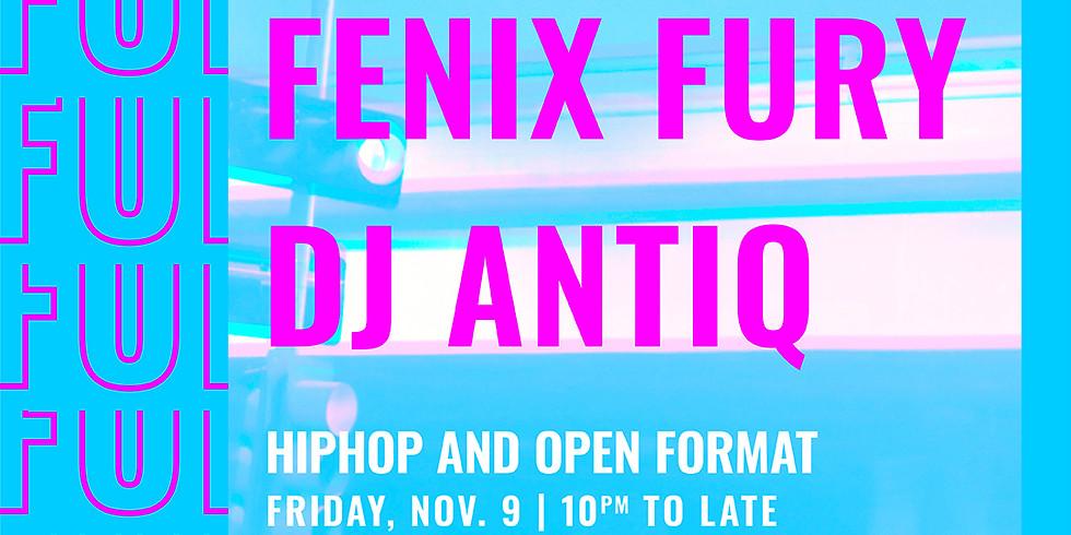 XELAS presents FUNCTION w/ Fenix Fury + DJ Antiq