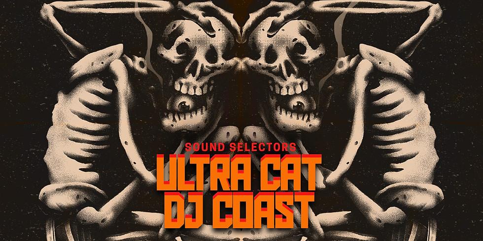 Xelas presents CASA - Smoke Squad Takeover w/ Ultra Cat + DJ Coast
