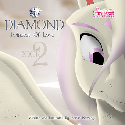 Pegasus Princesses VOL 2: Diamond