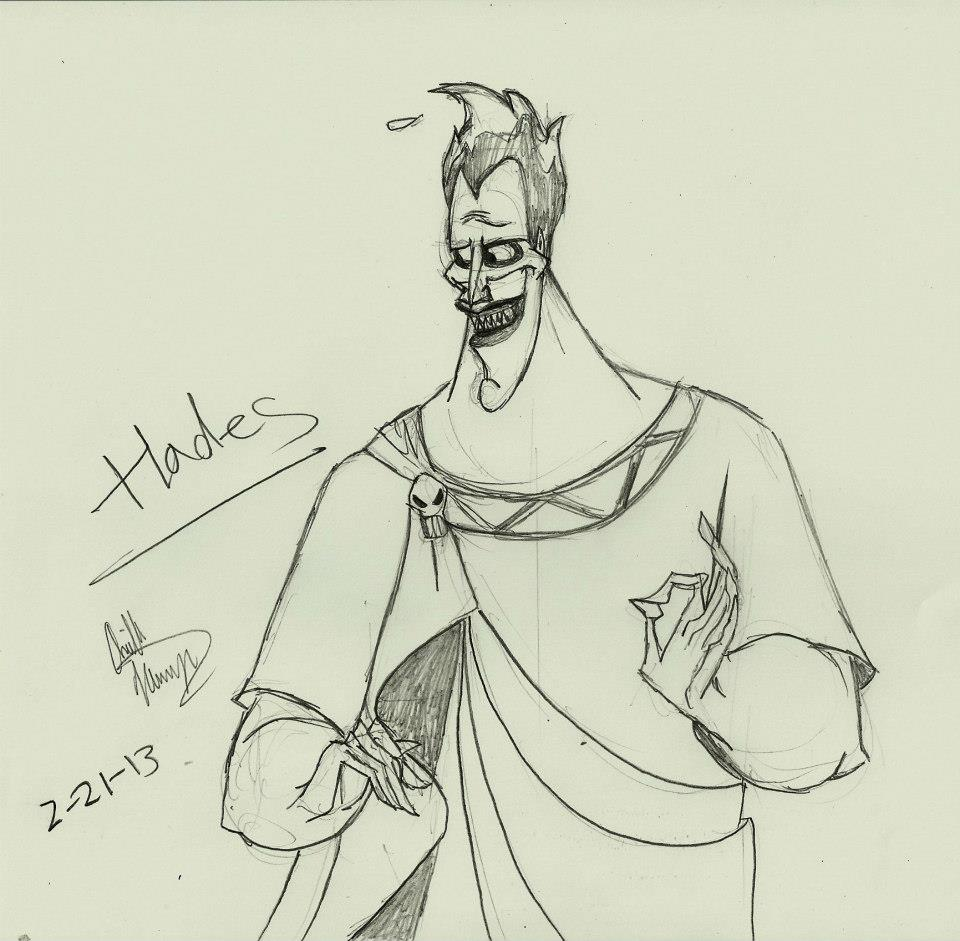 Hades from Disney's Hurcules