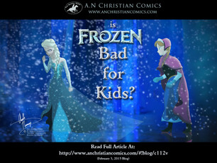 FROZEN... Bad For Kids?