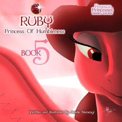 Pegasus Princesses VOL 5: Ruby