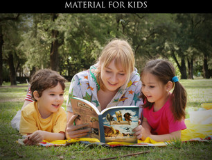 Great Christian Material for Kids