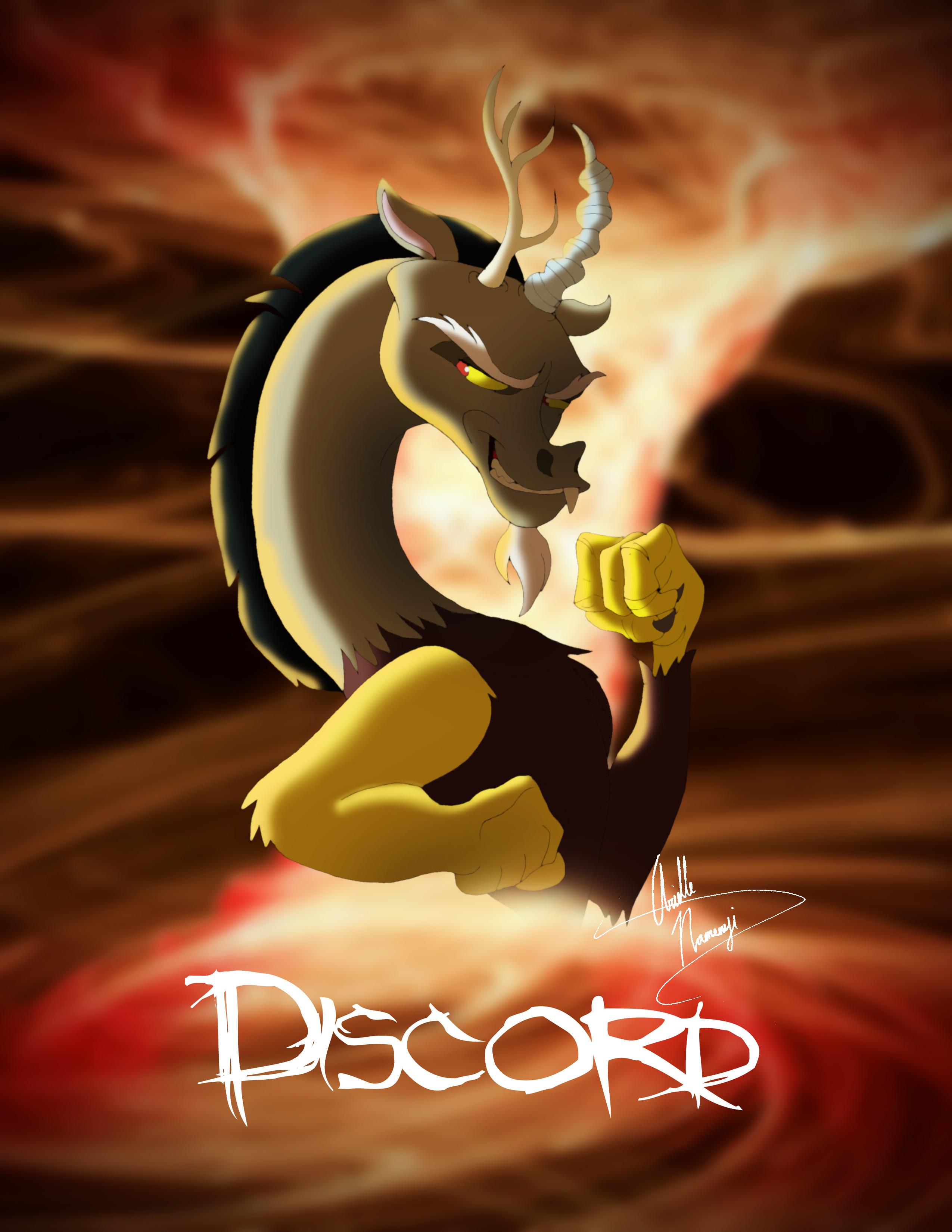 Discord Disney Style