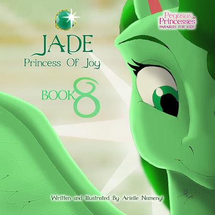 Pegasus Princesses VOL 8: Jade