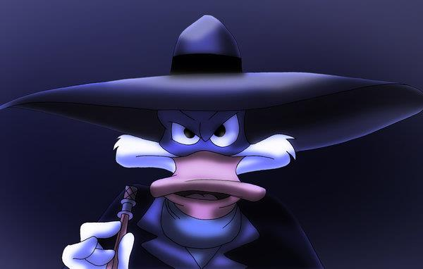 "Disney's ""Darkwing Duck"""