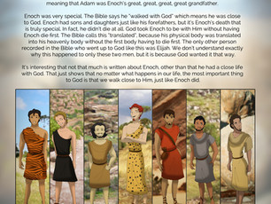 The Story of Enoch