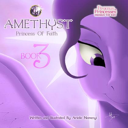 Pegasus Princesses VOL 3: Amethyst