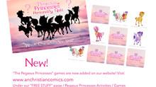All New Pegasus Princesses Games!