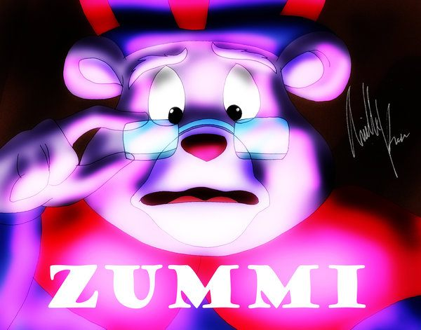 "Zummi from ""The Gummi Bears"""