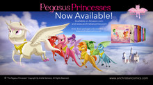 Pegasus Princesses Are Here!