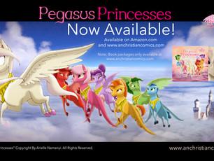 Pegasus Princesses Are Here!