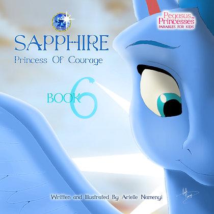 Pegasus Princesses VOL 6: Sapphire