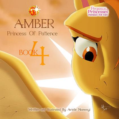 Pegasus Princesses VOL 4: Amber