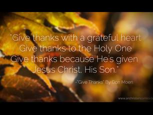 Happy 2015 Thanksgiving!