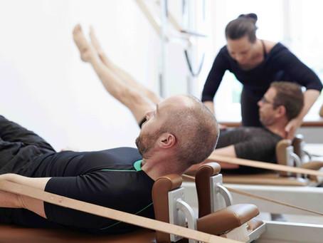 Kraftraum Pilates