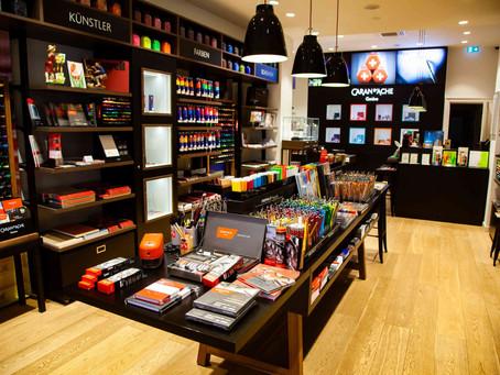 Caran d´Ache Boutique Berlin