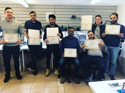 Smart phone and tablet repair course #mi