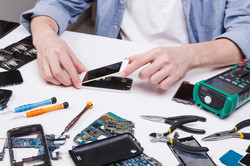 Support and repair with lowest costs