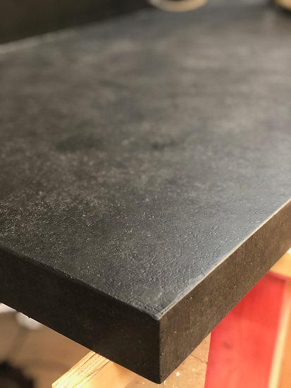 Solid Black Stone