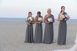 Pretty 'maids in a row