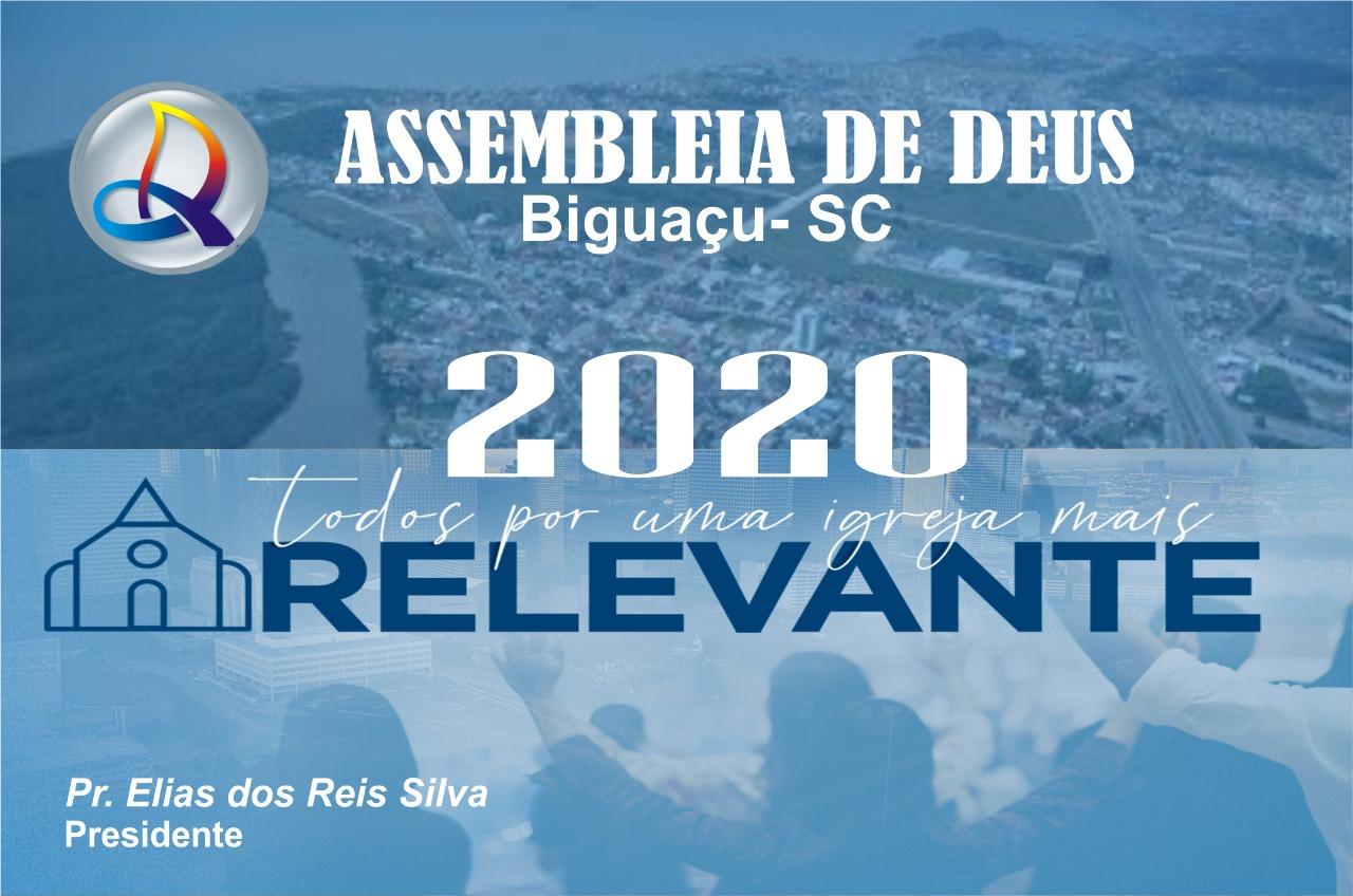 Igreja Relevante 2020