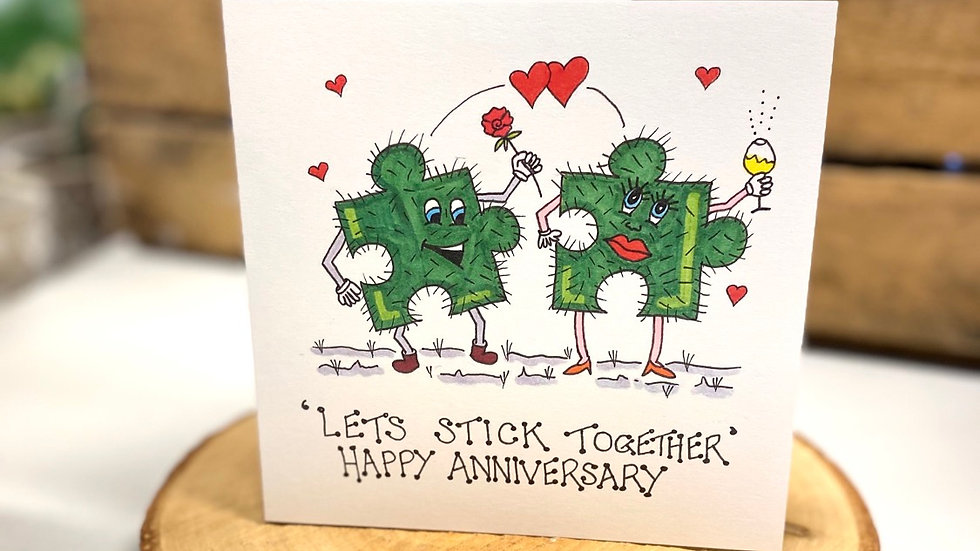 Let's Stick Together Anniversary