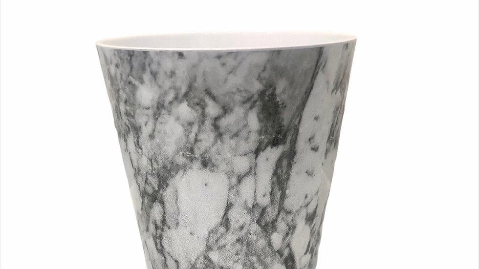 Marble Dallas Ceramic Pot