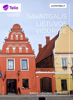 Lietuvos vidurio savaitgalio maršrutas