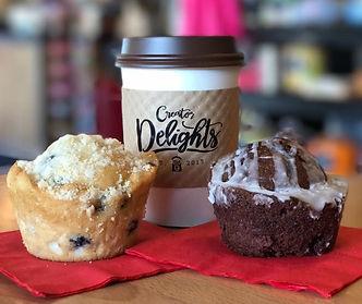 Creator Delights Muffins
