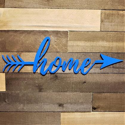 Custom Arrow Home