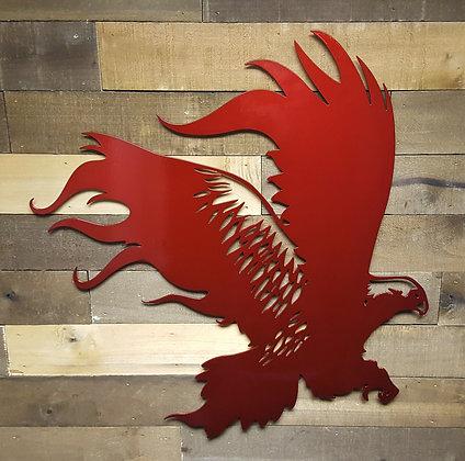 Custom Soaring Eagle