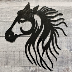 Horse With Mane