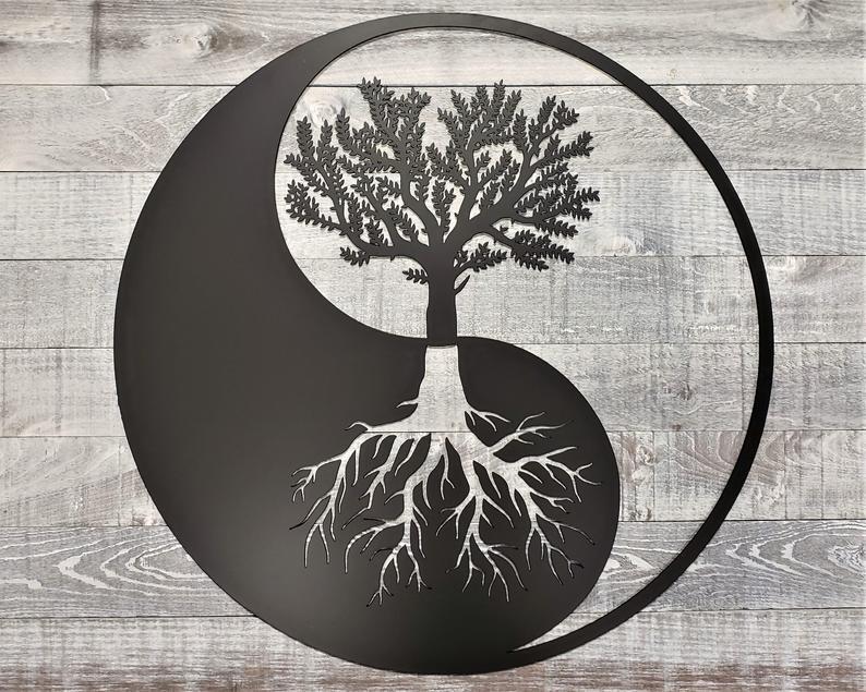 Yin Yang Tree