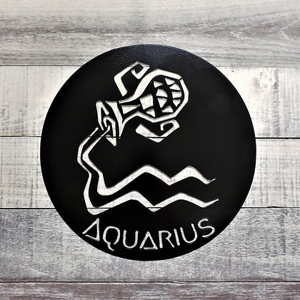 Custom Aquarius Emblem