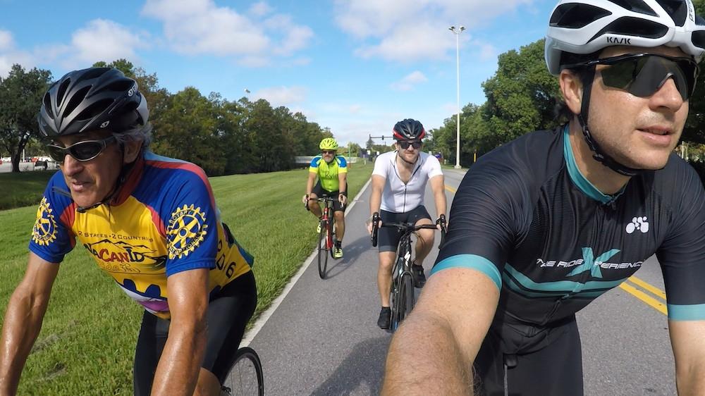 Bike tour Disney World Florida