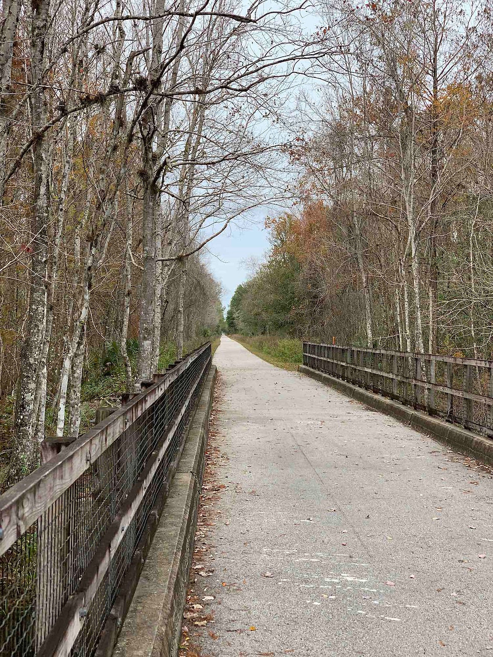 General Van Fleet State Bike Trail