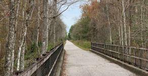 General Van Fleet State Bike Trail