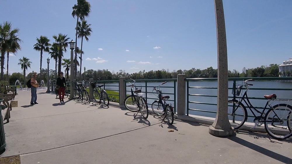Bike rentals to ride in Celebration