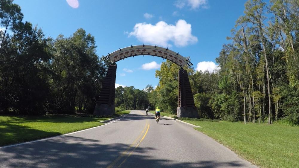 Disney's Fort Wilderness bike rentals