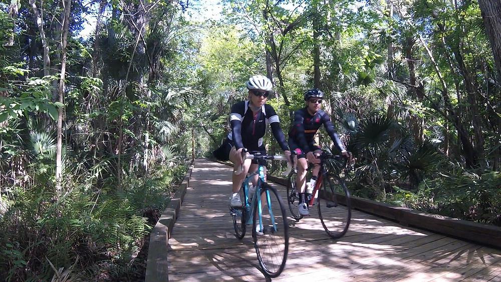 Bike tour in Celebration