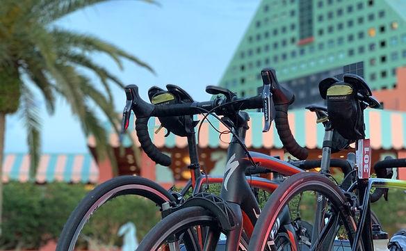 Locação de bicicleta
