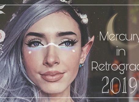 YouTube Video   Mercury in Retrograde