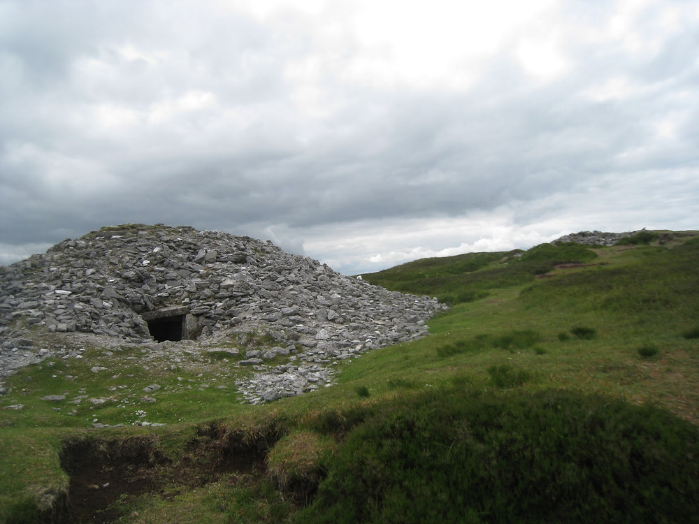 This is where Lugh became King of the Tuatha De Danann