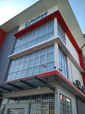 GMP facility