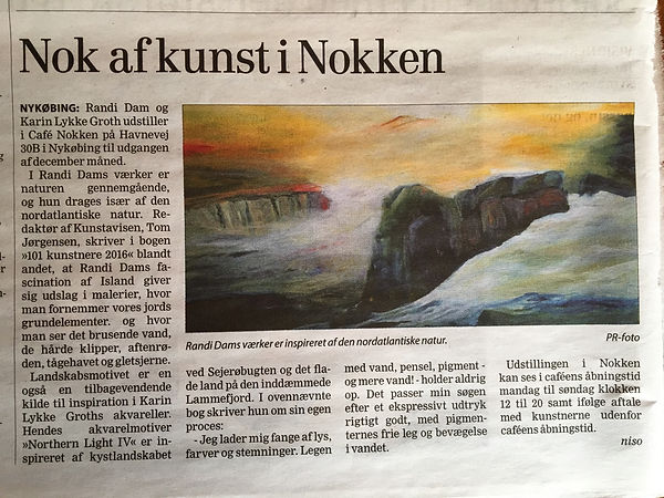 Artikel i Nordvestnyt - Nokken.jpg