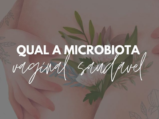 MICROBIOTA VAGINAL SAUDÁVEL